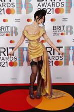 Brit Awards 2021: Gwiazdy na ściance
