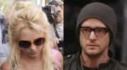 Britney i Justin składają hołd Jacksonowi
