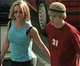 Britney i Justin - stare, dobre czasy... /INTERIA.PL