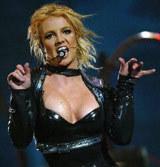 Britney na scenie /AFP