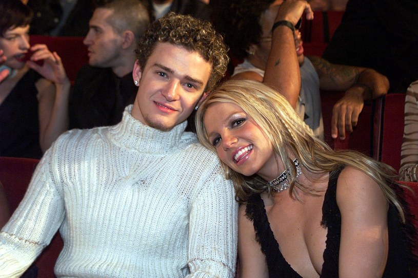 Britney Spears and Justin Timberlake to ikony mody lat 2000 /Getty Images