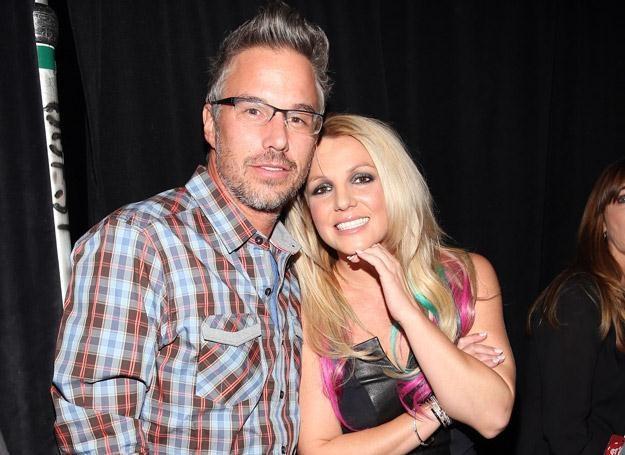 Britney Spears czuje się zawiedziona Jasonem Trawickiem? - fot. Christopher Polk /Getty Images/Flash Press Media