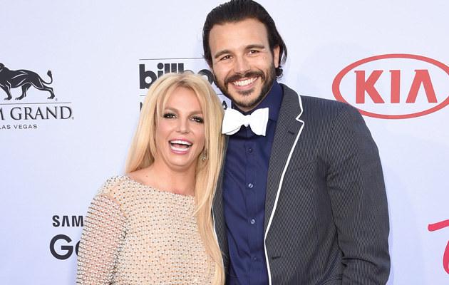 Britney Spears i Charlie Ebersol rozstali się! /Jason Merritt /Getty Images