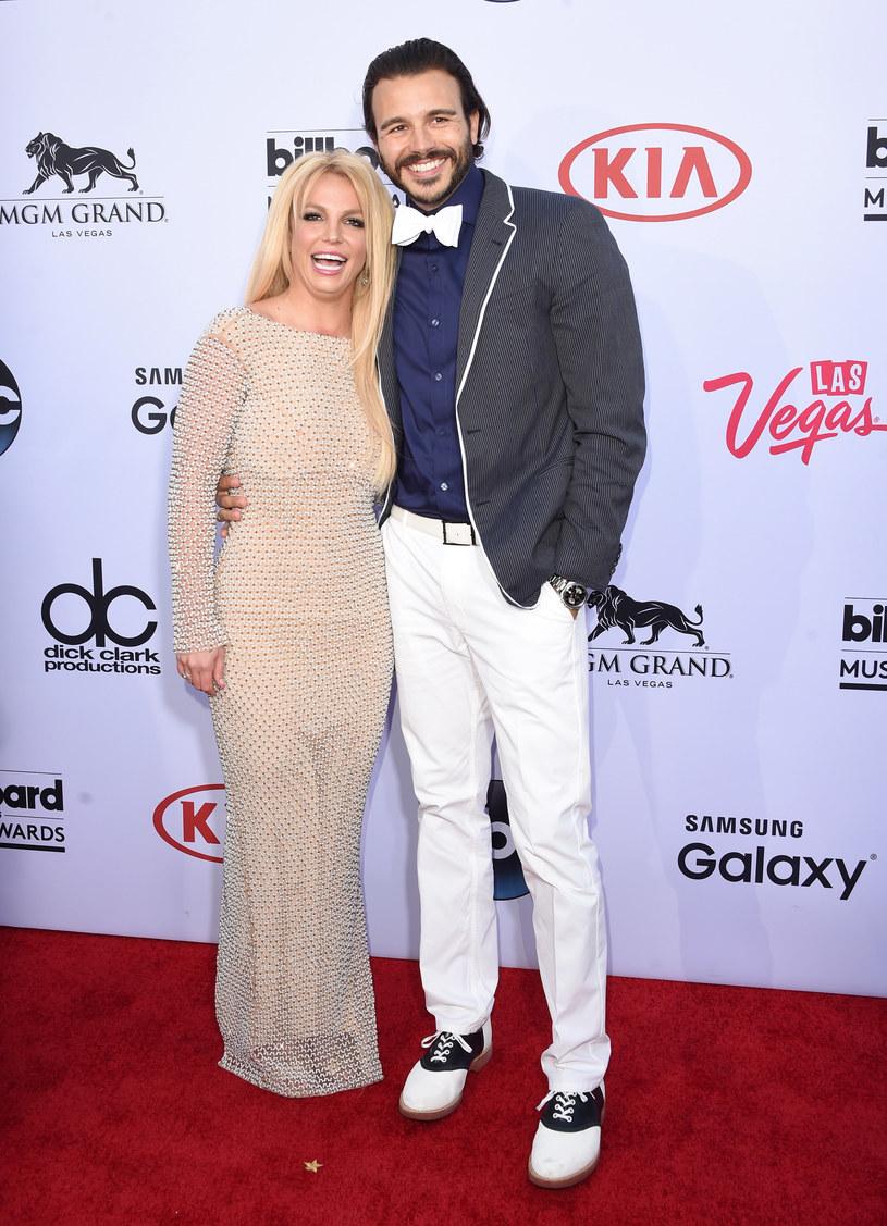 Britney Spears i Charlie Ebersol /Jason Merritt /Getty Images