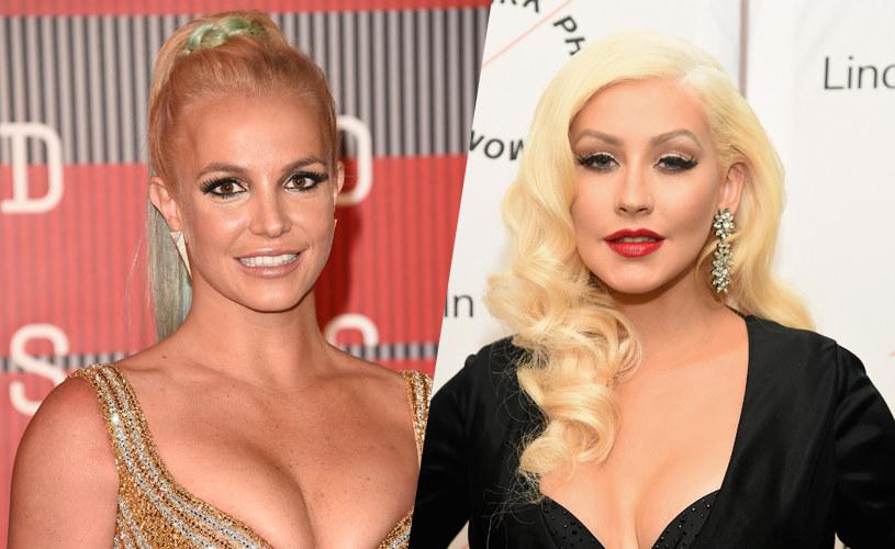 Britney Spears i Christina Aguilera /Jason Merritt/Michael Loccisano /Getty Images