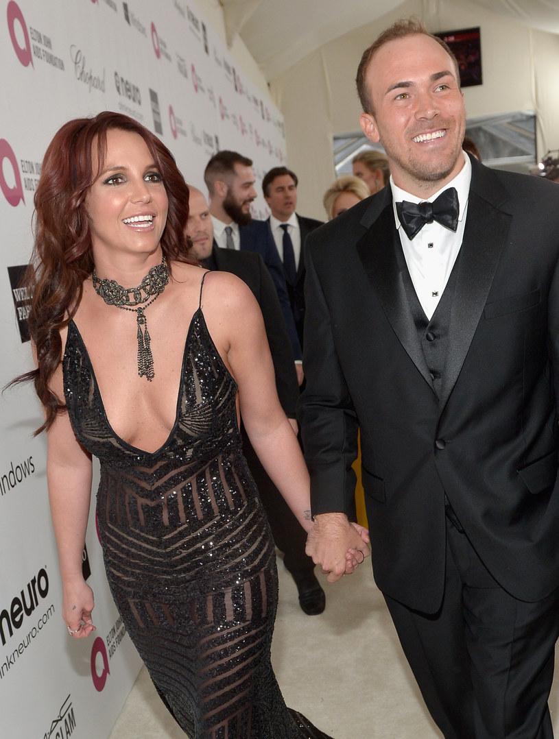 Britney Spears i David Lucado /Charley Gallay /Getty Images