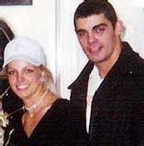 Britney Spears i Jason Alexander /Archiwum