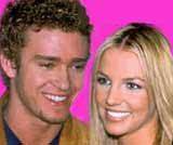 Britney Spears i Justin Timberlake z 'N Sync /