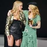 Britney Spears i Madonna /AFP