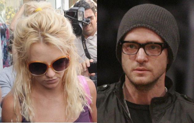 Britney Spears, Justin Timberlake  /Splashnews