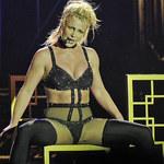 Britney Spears na koncercie w Brighton. Trochę ją poniosło?