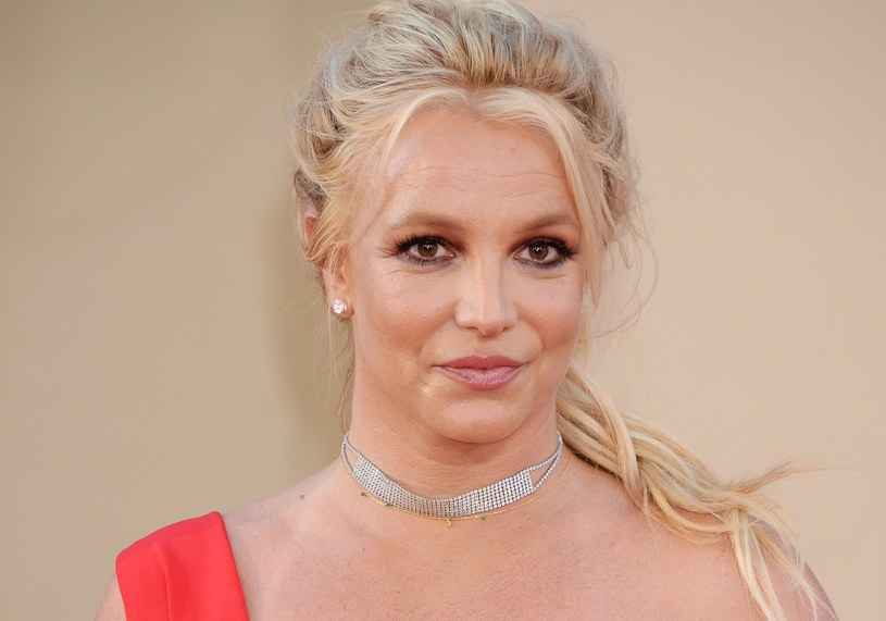 Britney Spears namawia, by dzielić się pieniędzmi /Gilbert Flores/Broadimage /East News