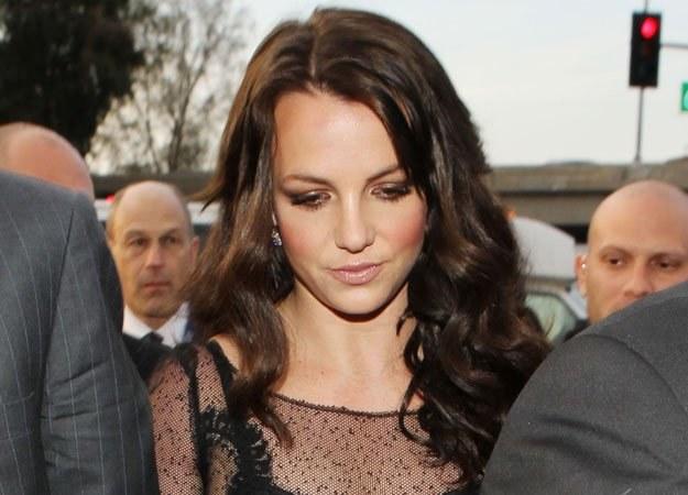 Britney Spears nie ma powodów do radości fot. Christopher Polk /Getty Images/Flash Press Media