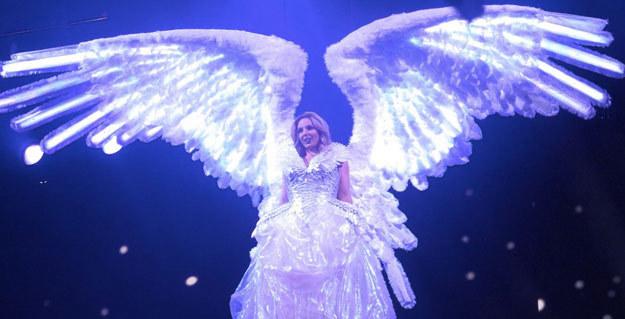 Britney Spears podczas premierowego koncertu w Las Vegas /East News