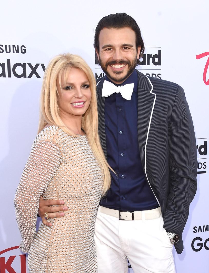 Britney Spears rozstała się z Charlim Ebersolem /Jason Merritt /Getty Images