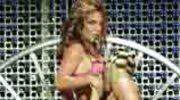 Britney Spears: Soft porno show
