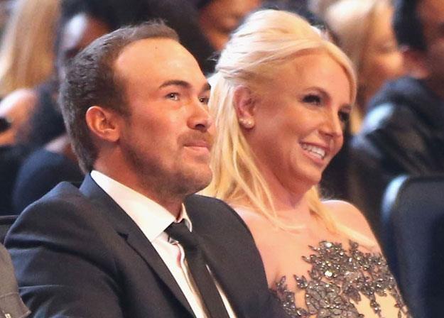 """Britney Spears traktuje Davida Lucado jak """"trzeciego syna""""? fot. Christopher Polk /Getty Images/Flash Press Media"""
