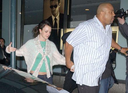 Britney Spears w Nowym Jorku - fot. Arnaldo Magnani /Getty Images/Flash Press Media