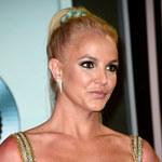 Britney Spears w zbyt obcisłej sukience!