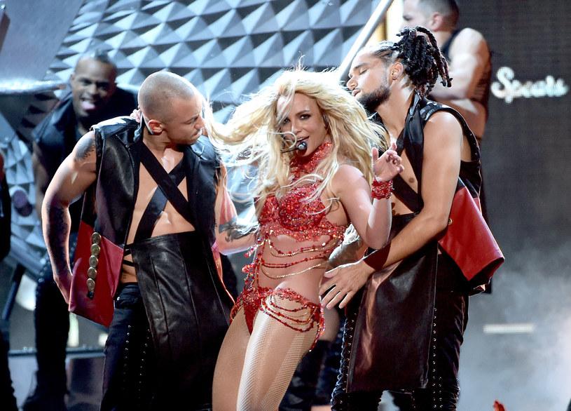 Britney Spears wciąż zachwyca /Kevin Winter /Getty Images