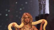 Britney Spears: Występ z wężem był głupi!