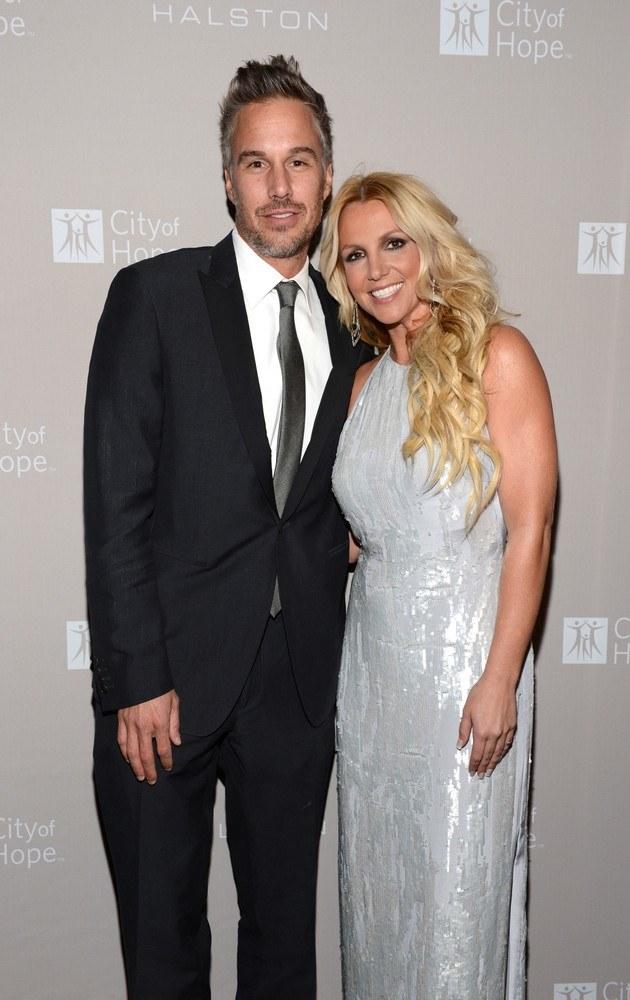 Britney Spears z partnerem /- /Getty Images