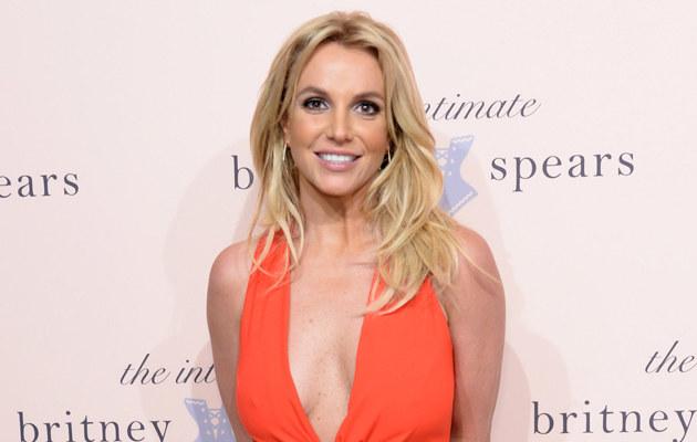 Britney Spears zdradziła tajemnicę swojej koleżanki! /Kevin Mazur /Getty Images