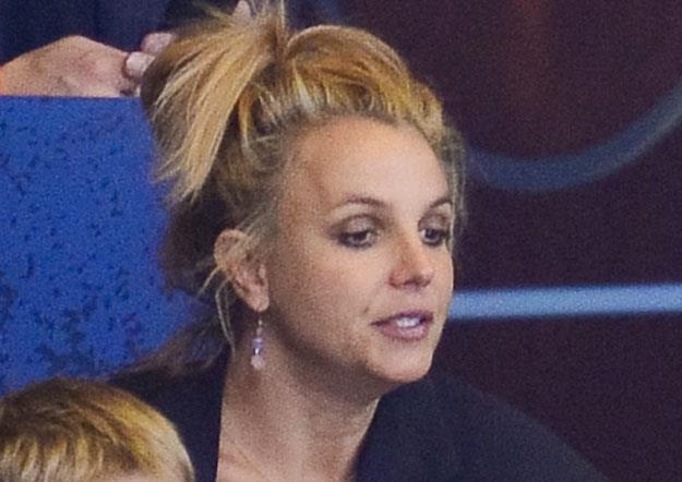 Britney Spears: Zjadła, ale nie zapłaciła fot. Noel Vasquez /Getty Images