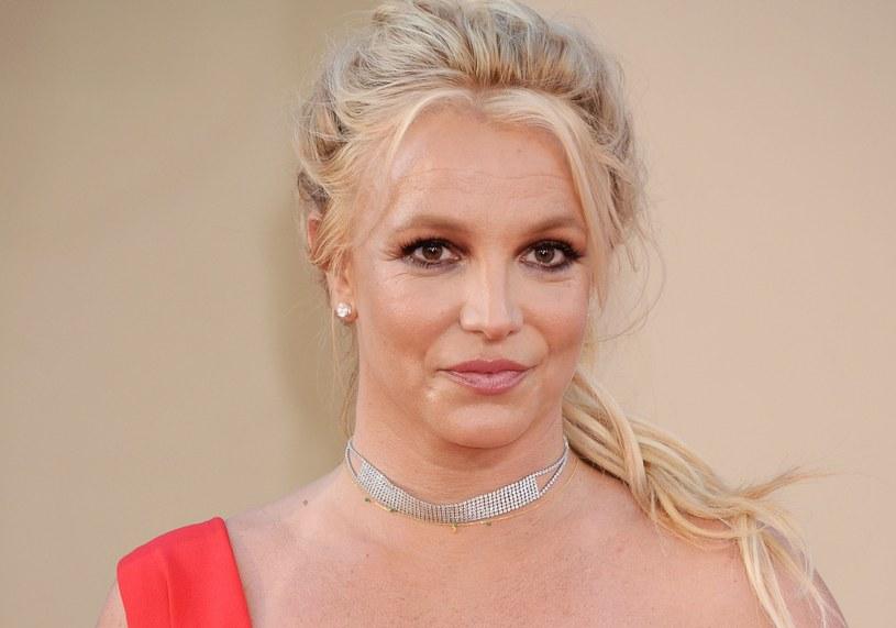 Britney Spears zmienia swoje życie /Gilbert Flores/Broadimage /East News