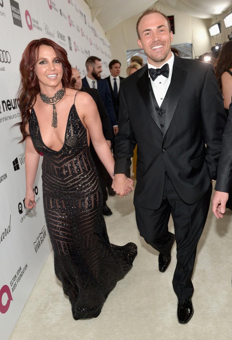 Britney Spears znów jest singielka /Charley Gallay /Getty Images