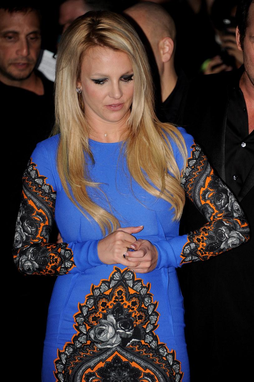 Britney Spears znów została sama! /Kevin Winter /Getty Images