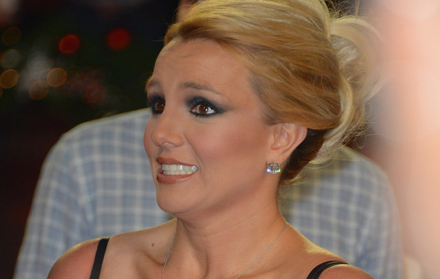 Britney Spears /Frazer Harrison /Getty Images