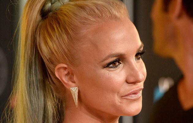 Britney Spears /Frazer Harrison /Getty Images