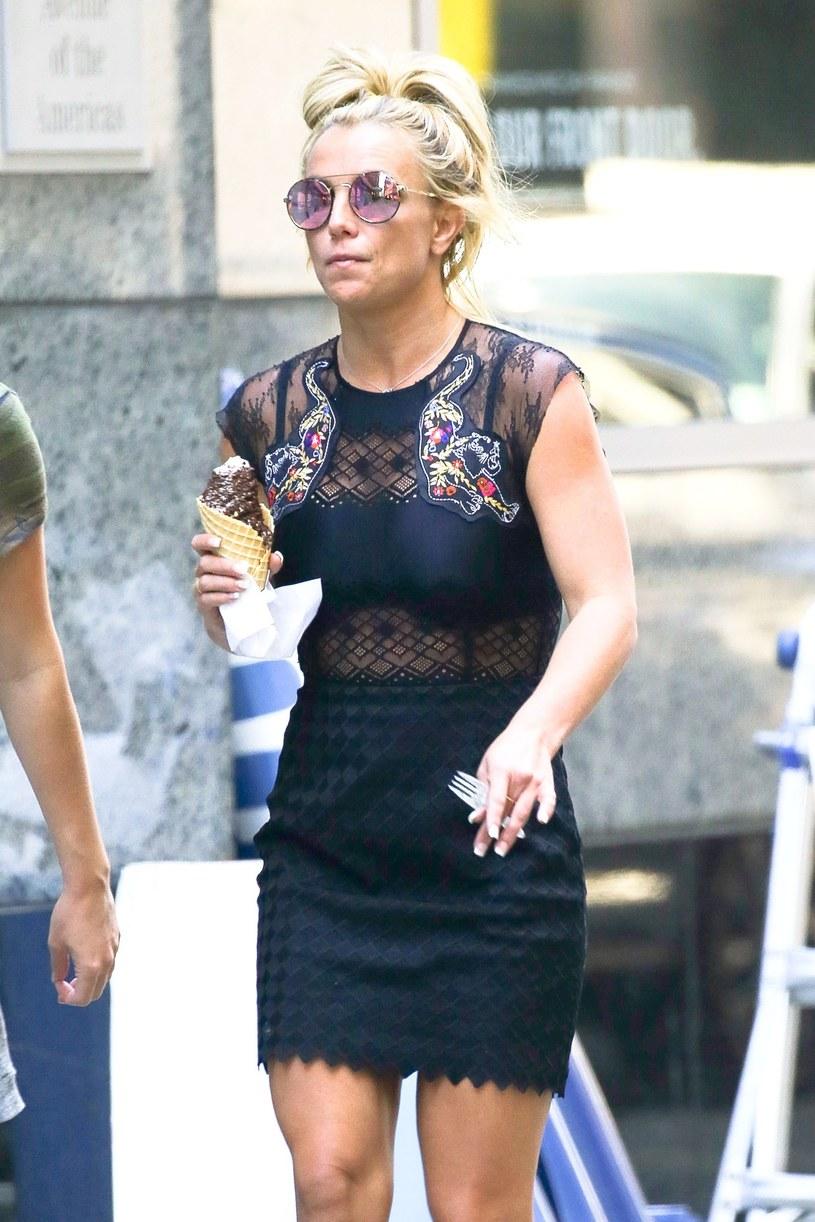 Britney Spears /Splash News /East News