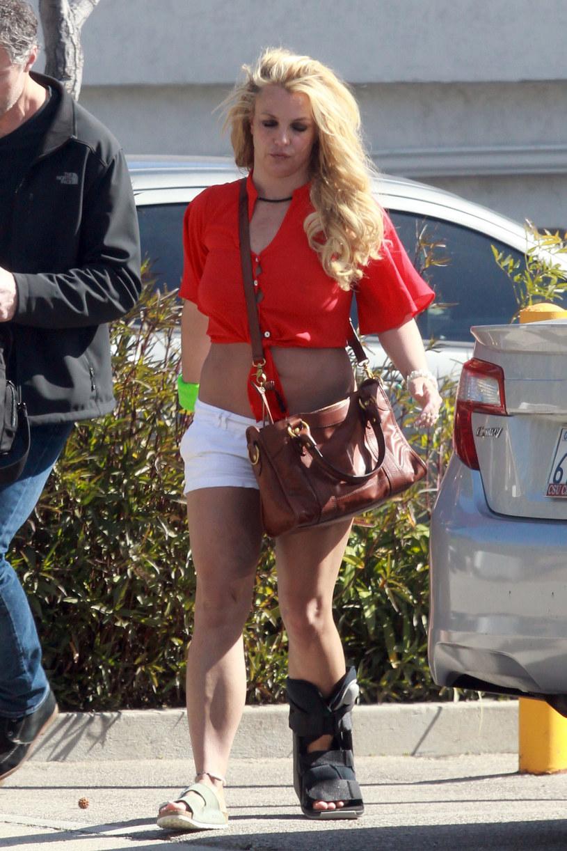 Britney Spears /LP/Coleman Rayner/East News /East News