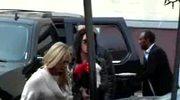 Britney z obstawą