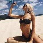 Brittany Jason: Rajskie plaże, boskie kształty