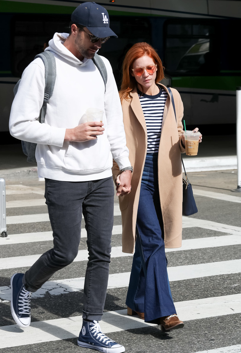 Brittany Snow i Tyler Stanaland /BG023/Bauer-Griffin/GC Images /Getty Images