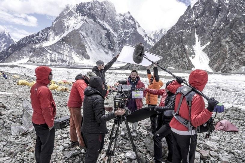 """""""Broad Peak"""" z pewnością będzie jednym z najgłośniejszych polskich filmów, które zadbiutują w ciągu kilkunastu kolejnych miesięcy na ekranach polskich kin /fot. Leszek Dawid /materiały prasowe"""