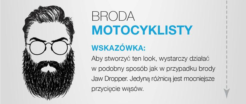 Broda motocyklisty /materiały prasowe