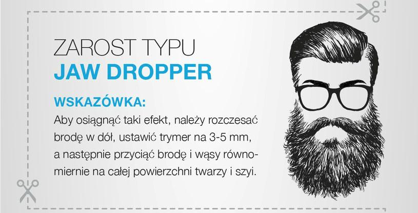 Broda typu Jaw Dropper /materiały prasowe