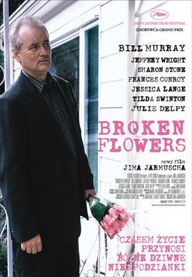 """""""Broken Flowers"""" to najlepszy film 2005 roku na polskich ekranach w plebiscycie """"Filmu"""" /"""