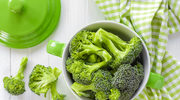 Brokuły, migdały i woda - najlepsze kosmetyki
