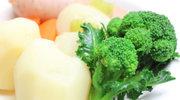 Brokuły z ziemniakiem (po 7. miesiącu)