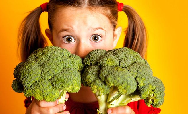 Brokuły zdrowie /© Photogenica