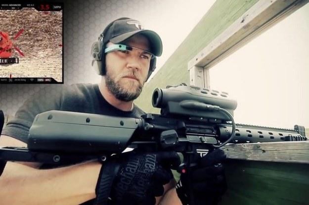 Broń będzie coraz bardziej smart /materiały prasowe