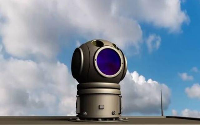 Broń laserowa nad którą pracuje Izrael /materiały prasowe