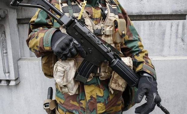 Broń terrorystów z Paryża i Brukseli wciąż jest w Belgii. Służby nie mogą jej znaleźć