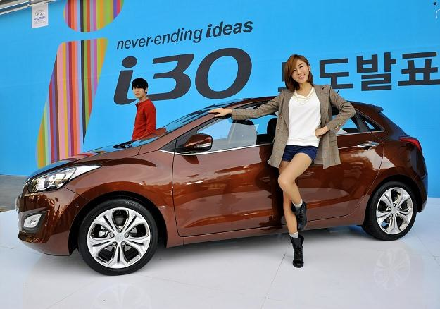 Bronią Hyundaia na rok 2012 będzie nowe i30 /AFP