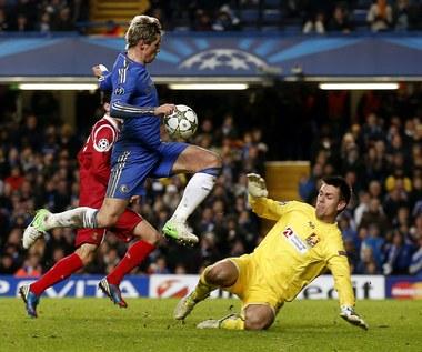 Broniąca tytułu Chelsea Londyn odpadła z Ligi Mistrzów